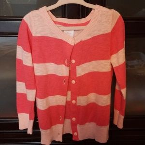 Gymboree cardigan sweater size xs 4